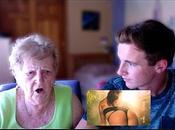 montre dernier clip Nicki Minaj grand-mère
