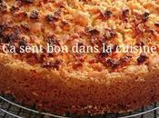 Gâteau pomme coing (Thermomix31)