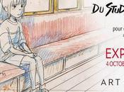 Exposition Studios Ghibli Paris octobre mars 2015