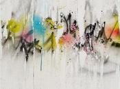 TAGS ABSTRACT WHITE. 65x81CM