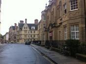 Oxford, ville magique dépaysante!