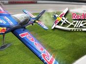 Vivez vitesse hallucinante précision dans course aérienne Bull Race iPhone