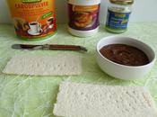 tartinade diététique allégée caroube seulement kcalories sans gluten (sans beurre sucre)