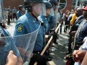 Ferguson nouvelle condition noire États-Unis