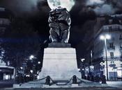 lion Place Denfert-Rochereau prend pour Peugeot