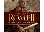 Total War: ROME Emperor Edition désormais disponible
