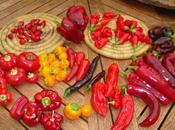Goût Saveur piments cuisine Caliente