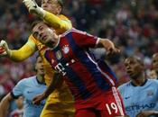 Ligue champions Bayern vient bout City