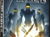 X-Men Days Future Past Blu-ray [Concours Inside]