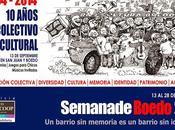 Semaine Boedo plein Buenos Aires l'affiche]