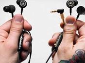 Deux nouveaux écouteurs intra-auriculaires Marshall, pour musique Rock