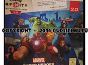 [Arrivage] Pack démarrage Disney Infinity Marvel Super Heroes Figurines Xbox