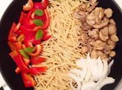 pasta, bonne idée cuisine femme pressée