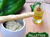 Rillettes poivrons l'huile d'olive cédrat