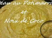 Gateau Potimarron Noix Coco Thermomix