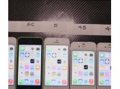 Test rapidité tous iPhone modèle l'iPhone Plus