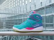 Reebok Pump Mita Sneakers electric city