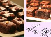 Brownies Chocolat Noisettes entières