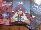 Hilda (série) Luke Pearson