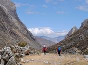 C'est parti pour trek dans Cordillère Andes
