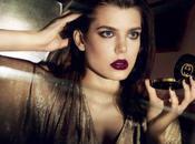 Beauté Charlotte Casiraghi, égérie Gucci beauté
