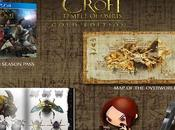 Lara Croft Temple d'Osiris Edition Collector arrive décembre Gold