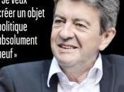 Jean-Luc Mélenchon joue carte Front peuple