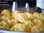 Pommes duchesse (appareil