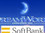 SoftBank aimerait mettre main DreamWorks Animation SKG.