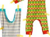Patron gratuit body pyjama pour bébé