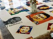 Weiwei réalise portraits prisonniers politiques célèbres LEGO