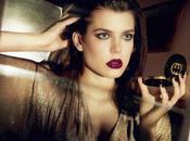 Charlotte Casiraghi égérie première campagne Gucci maquillage...