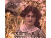 folie Giovanna, Élise Galpérine quel challenge inscrire roman?