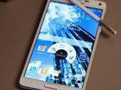 Après l'iPhone c'est tour Samsung Galaxy Note d'avoir sacré défaut