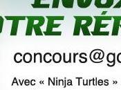 Ninja Turtles: places gagner pour l'avant-première Paris