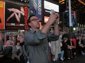 photographe York Times teste l'iPhone dans