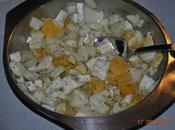 Salade fenouil l'orange