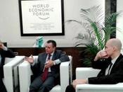Forum économique mondial suit avec intérêt réformes économiques engagées l'Algérie