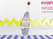 Signée Kenzo, bouteille Evian 2015 enfin dévoilée!