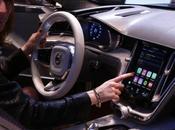 Comment démarrer voiture avec iPhone