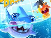 Shark Dash iPhone devient GRATUIT Enfin, tout fait...
