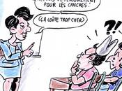 Caricature Najat Vallaud-Belkacem