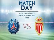 PSG-Monaco: Paris lance l'opération Melting Spot