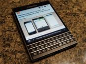 Passport BlackBerry