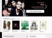 Comment bloquer publications Deezer Facebook