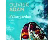 Peine perdue Olivier Adam