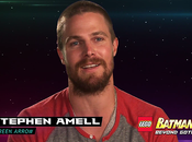 Arrow Stephen Amell parle participation dans LEGO Batman [VIDEO]