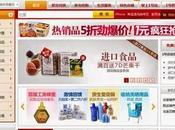 supermarchés ligne populaires Shanghai