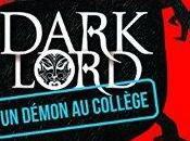 Dark Lord démon collège, Jamie Thomson