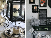 Halloween party déco